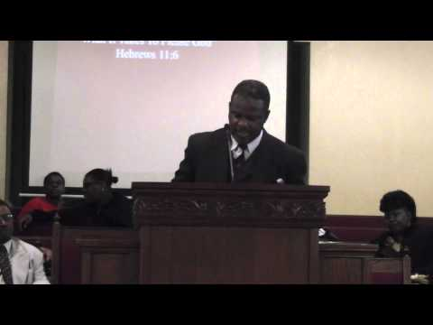 St.Paul Choir How Excellent and Sermon Hebrews 11:6 What it takes to please God Pt 1 of 2