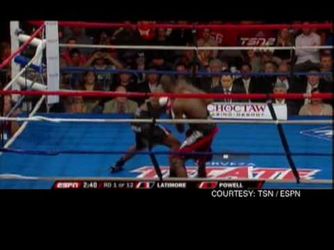 Sechew Powell vs Deandre Latimore Recap