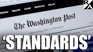 What Standards? Washington Post Spiked Fairfax Story
