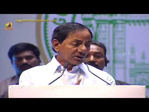 Telangana CM KCR speech on nativity issue and fee reimbursement