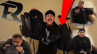 What's in FUERZA REGIDA'S bags?!