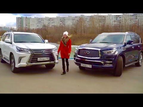 ВНЕДОРОЖНИКИ по 5-6 млн рублей, которые не съезжают с дорог. Зато ПОНТЫ...