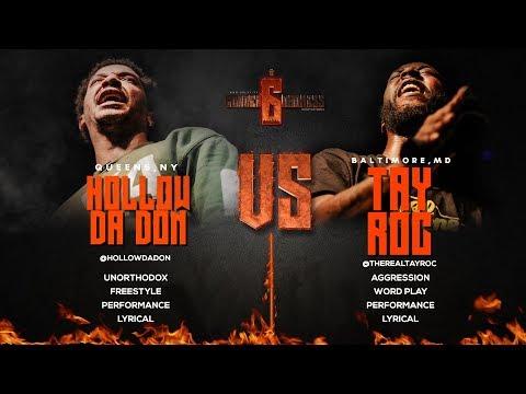 Battle Rap: Hollow Da Don VS Tay Roc
