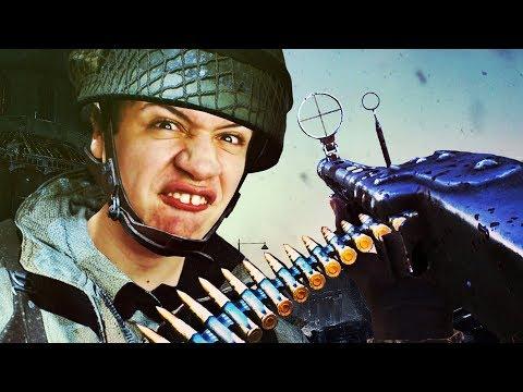 MG42! SEGURAAAAA! - Battlefield 5