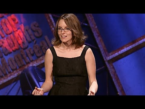 Americans know so much about Canada   Tina Fey
