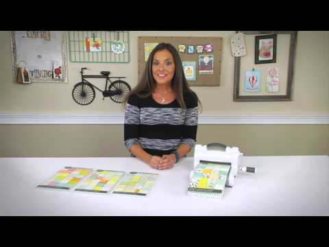 Sizzix Paper Pads: Our New Favorite Make Material