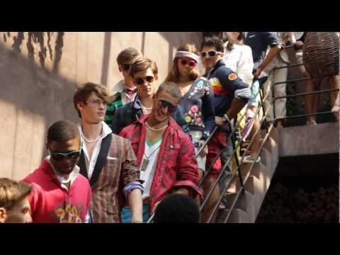 "Video | ""Sunshine Days!"" GANT by Michael Bastian Spring 2012"