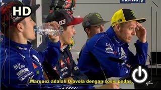 Video Masih Ingat Ini.. Komentar Pedas Ala Rossi buat : Marquez, Lorenzo dan Vinales MotoGP 2017 MP3, 3GP, MP4, WEBM, AVI, FLV September 2017