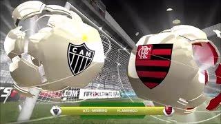 Brasileirão 2017 - Flamengo x Atlético Mineiro Estreia dos times no Campeonato Brasileiro 2017 ------------------ Follow me on:...