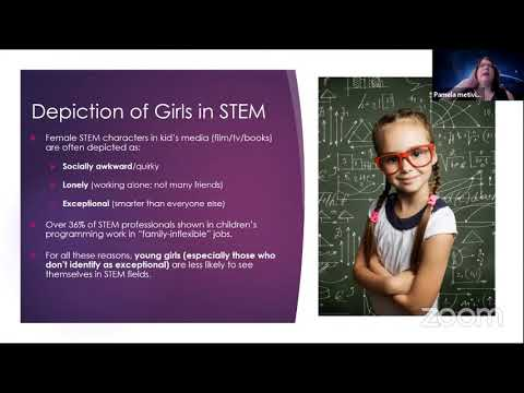 Pamela Metivier: The Importance of Non-Exceptional Female Role Models in STEM