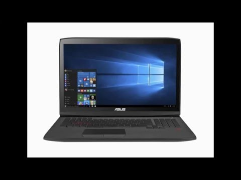 Black Friday Laptop Deals ASUS ROG G751JY-WH71(WX) 17 Inch Gaming Laptop