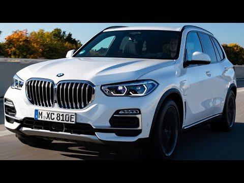 2020 BMW X5 xDrive45e - Hybrid SUV видео