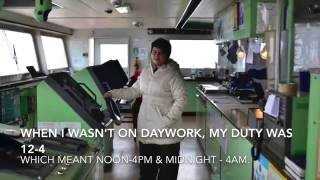 Video Female Deck Cadet - My Life Onboard MP3, 3GP, MP4, WEBM, AVI, FLV Juni 2018