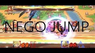SSB4 – Nego Jump