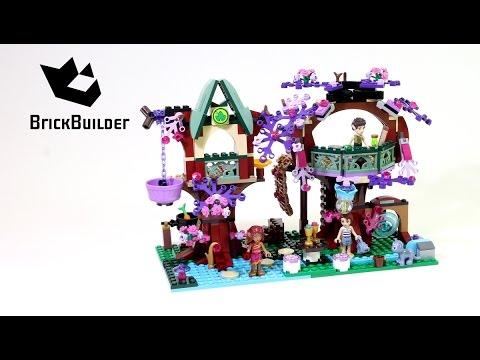 Vidéo LEGO Elves 41075 : La cachette secrète des Elfes