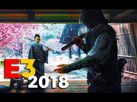 Top 20 Most Anticipated Games E3 2018