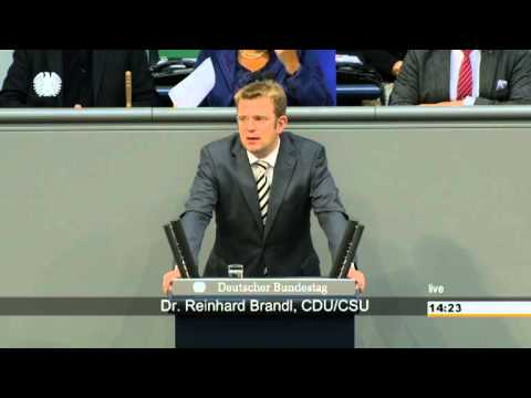 YouTube Video: Plenarrede zum Bundeshaushalt 2015 - Etat des Bundes-ministeriums des Innern