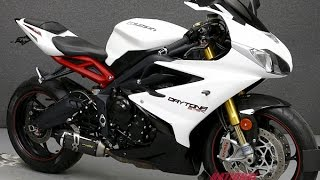 7. 2014 TRIUMPH DAYTONA 675 R W/ABS  - National Powersports Distributors