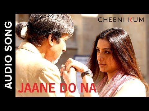 Jaane Do Na (Full AudioSong) | Cheeni Kum | Amitabh Bachchan & Tabu