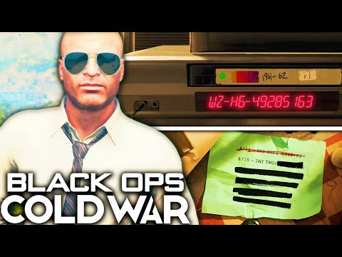 NEW CALL OF DUTY 2020 TEASER REVEALED! (BLACK OPS COLD WAR)