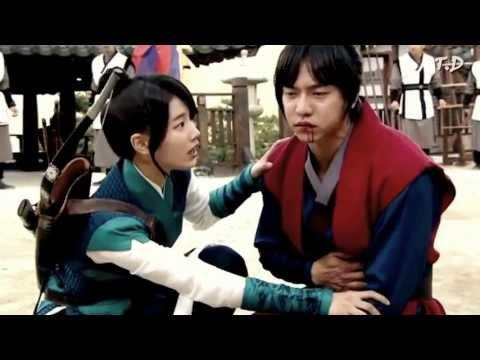 |Gu Family Book 구가의 서| Kang Chi & Yeo Wool - Love Story - Part 2