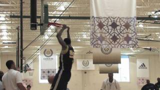 Chris Singleton - Around the Key Dunking Drills
