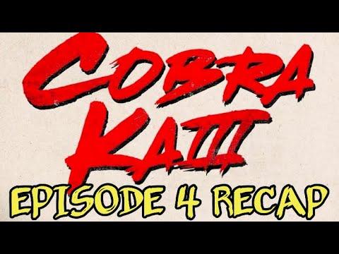 Cobra Kai Season 3 Episode 4 The Right Path Recap