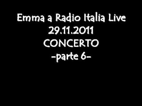 ", title : 'Emma a Radio Italia Live - ""Scusa se vado via"" 29.11.2011'"