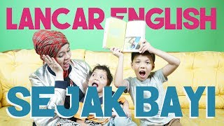 Video MUNTAZ DIAJAR ENGLISH SEJAK DALAM KANDUNGAN #BongkarMuntazHalilintar MP3, 3GP, MP4, WEBM, AVI, FLV Maret 2019