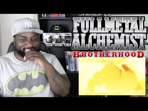 "Mustang!!!! Fullmetal Alchemist: Brotherhood Reaction - Episode 53 ""flame Of Vengeance"""
