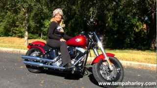 8. New 2013 Harley-Davidson Softail Slim FLS