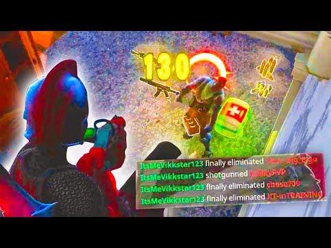 CAN I GET 20 KILLS?! - Fortnite Battle Royale (видео)