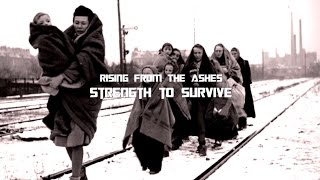 When lives are being slaughtered around you and you know you are next in line, how do you build up a resilience so strong that gives you a strength of body and soul to survive?'Strength to Survive', the 3rd in the 'Rising From The Ashes' series, recounts the stories of Holocaust survivors who did whatever they could to escape the atrocities surrounding them.Some say they survived because of a miracle, while others performed unbelievable acts of bravery, daring and determination. Whatever their reasons may be, their stories are true examples of the strength of the human spirit that must be recorded and shared for generations to come.Director/Editor - Eyal AvrahamAssistant Director - Pat BakerExecutive Producer - Ayal TusiaInterviewer - John Serry
