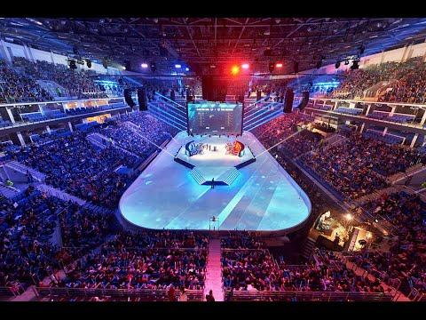 Леагае оф Легендс - глобальный спорт на десятилетия