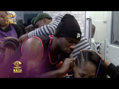 Day 21: Hair game strong   Big Brother: Lockdown   Africa Magic