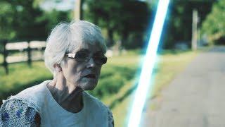 Jedi Grandma