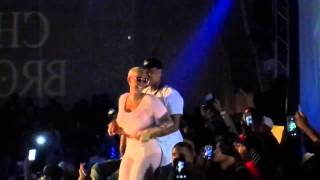 Amber Rose Grinding on Chris Brown (feat. Blac Chyna)