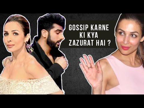 Malaika Arora Gets ANGRY On Asked About Arjun Kapo