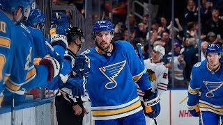 Blues complete epic 3rd period comeback to stun Blackhawks by NHL