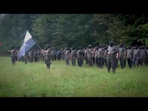 Slowenien: Selbstjustiz an der Grenze - Migranten wer ...