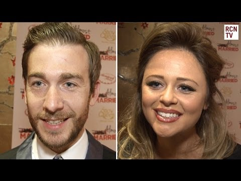 Almost Married Premiere Interviews