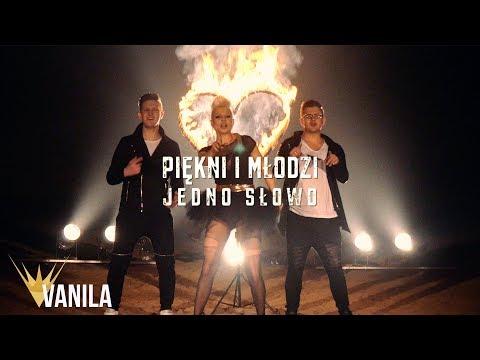 Tekst piosenki Piękni i młodzi - Jedno słowo po polsku