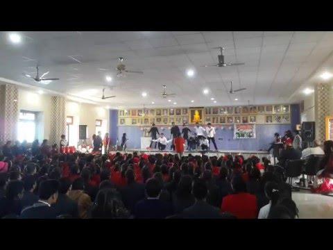 celebration on 26th jan by students