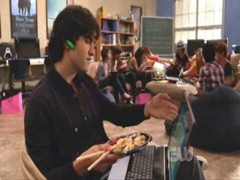 Funny Navid Scenes 90210 Season 2 part 1