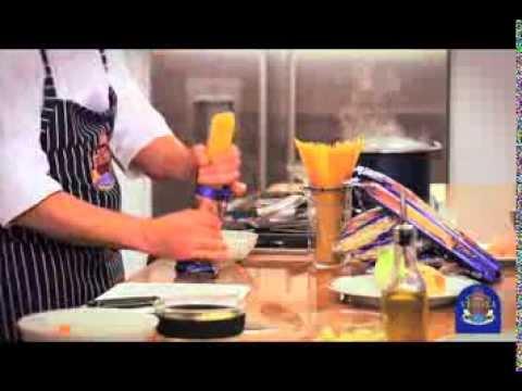 Video - Receta de espagueti con camarones con Pastas Verona