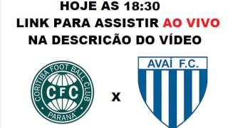 LINK PARA ASSISTIR: http://adf.ly/1GXaCG OU http://adf.ly/1GjiNf Assistir Coritiba X Avaí ao vivo hoje 17/05/2015 Campeonato...