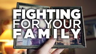Pulling Down Family Strongholds