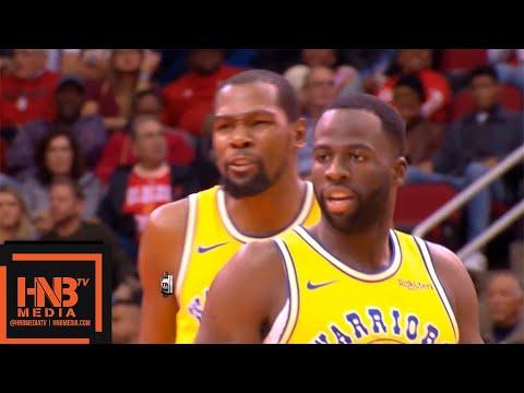 Golden State Warriors vs Houston Rockets 1st Half Highlights | 11.15.2018, NBA Season