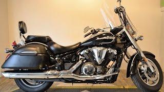 10. 2014 Yamaha V-Star 1300 Tourer For Sale at MONSTER POWERSPORTS
