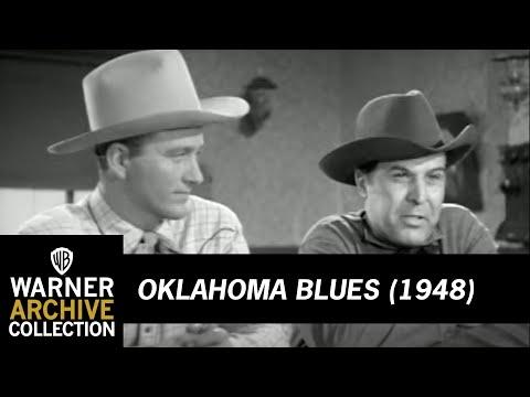 Oklahoma Blues  - Monogram Cowboy Vol 1 (Preview Clip)